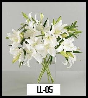 Toko Jual Bunga Online Bunga Lily Cantik
