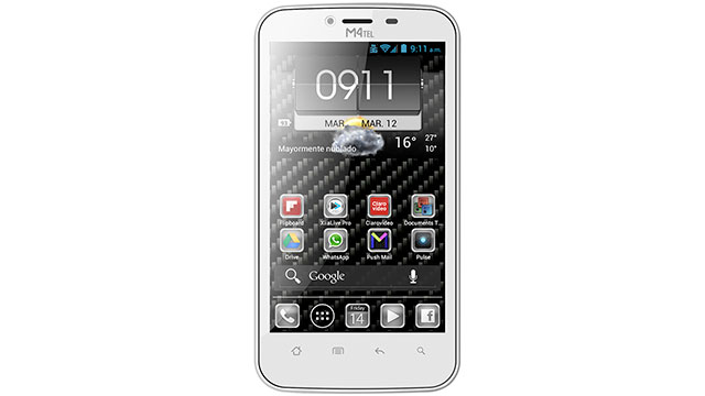 firmware - rom stock M4Tel Mirage SS880