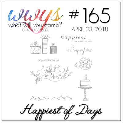 Happiest of Days by Stampin' Up!
