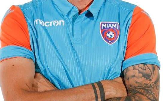 マイアミFC 2018 ユニフォーム-ホーム