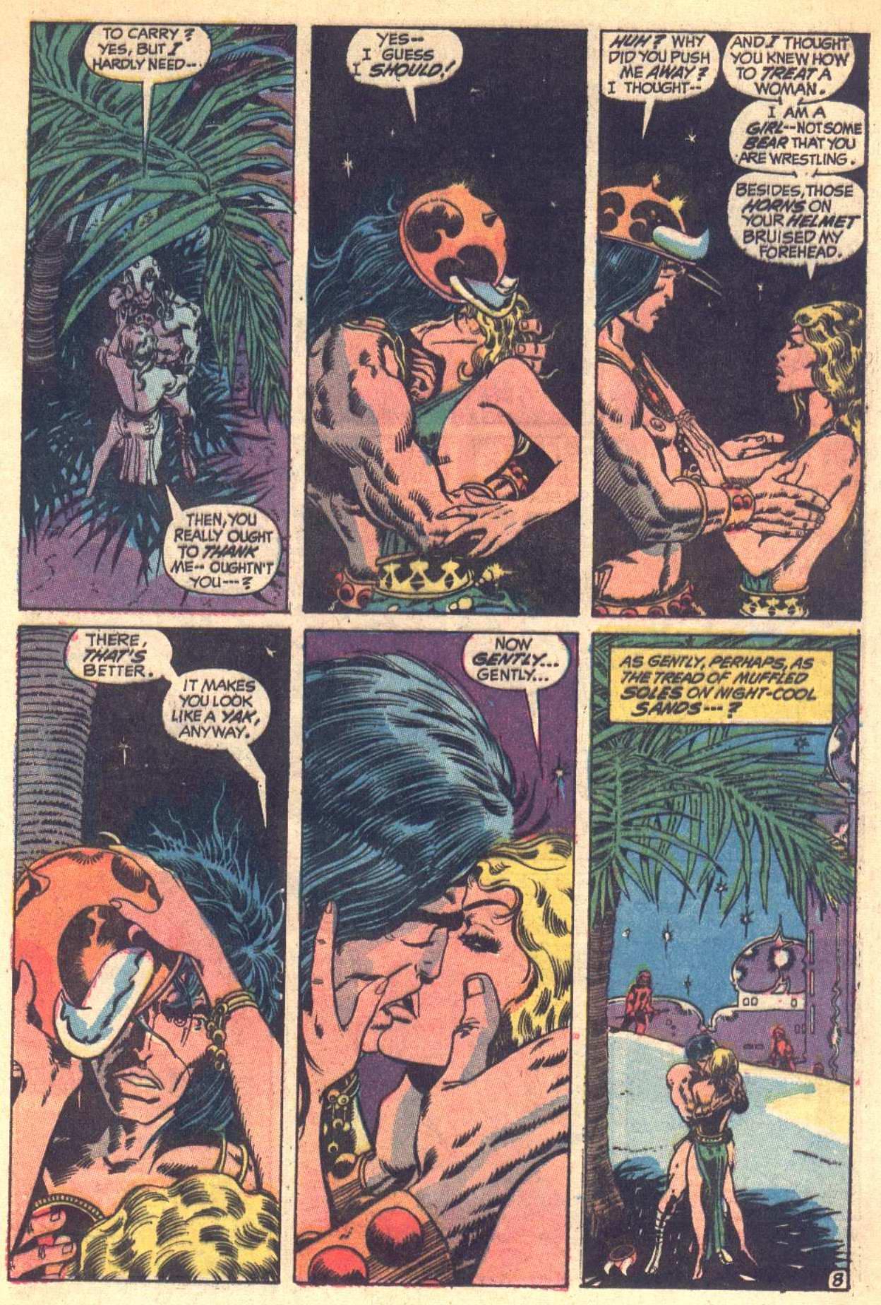 Conan the Barbarian (1970) Issue #6 #18 - English 9