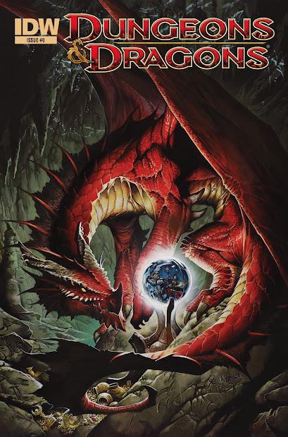 Free -comics Dungeons & Dragons
