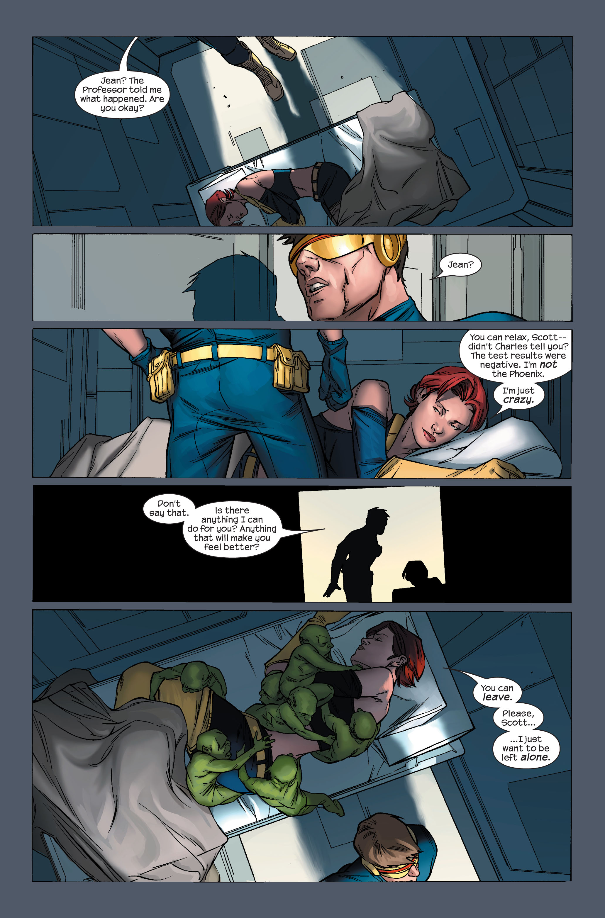 Read online Ultimate X-Men comic -  Issue #71 - 21