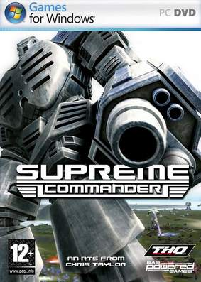 Supreme Commander 1 PC Full Español | MEGA |