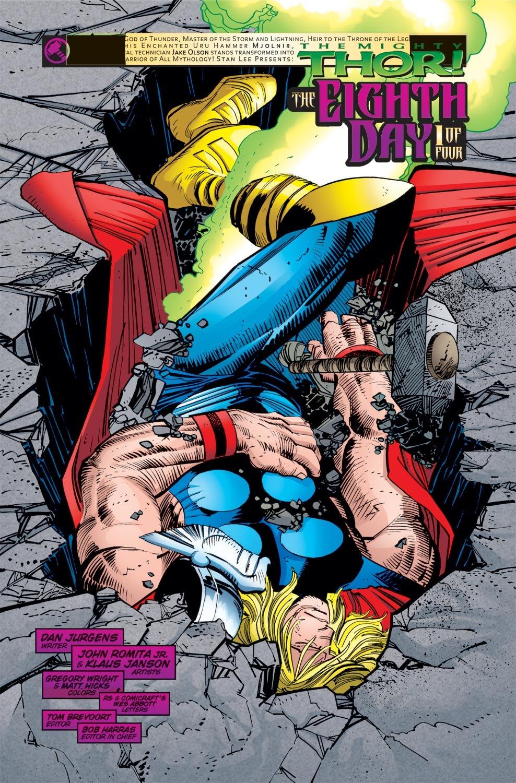 Thor (1998) Issue #17 #18 - English 3
