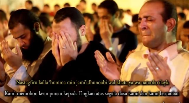 orang-orang yang bertaubat kepada Allah
