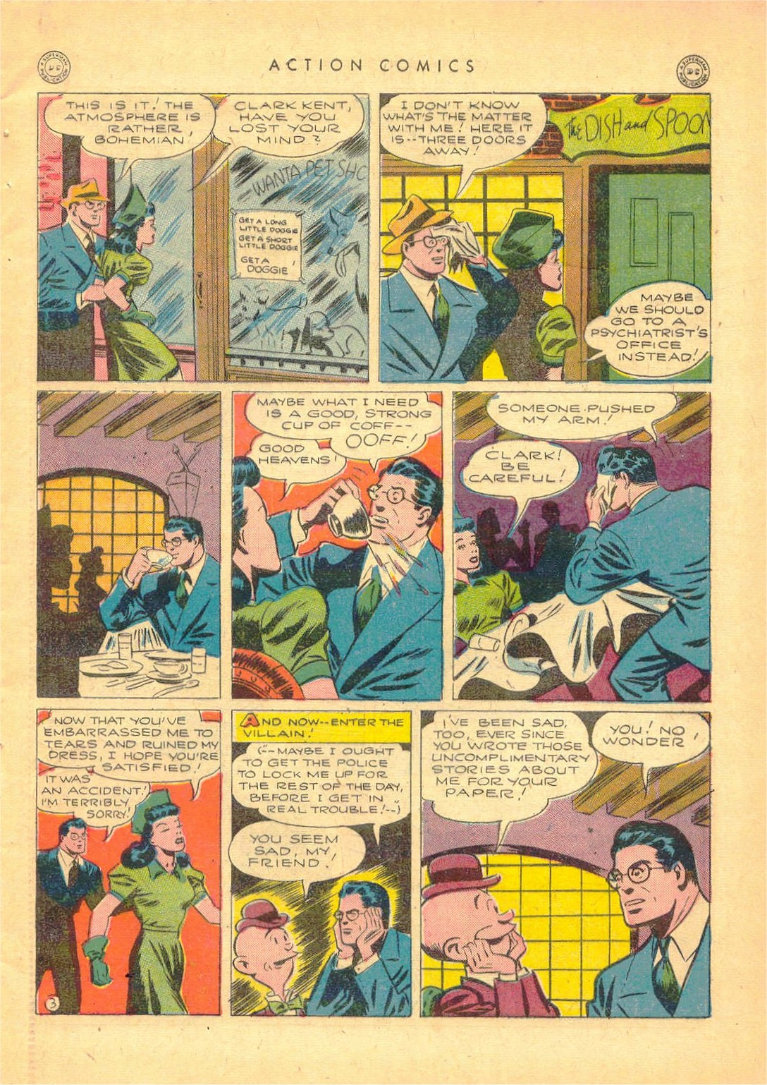 Read online Action Comics (1938) comic -  Issue #80 - 4