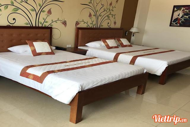 Phòng ngủ - khách sạn Intourco Vũng Tàu