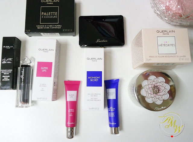 a photo of Guerlain products