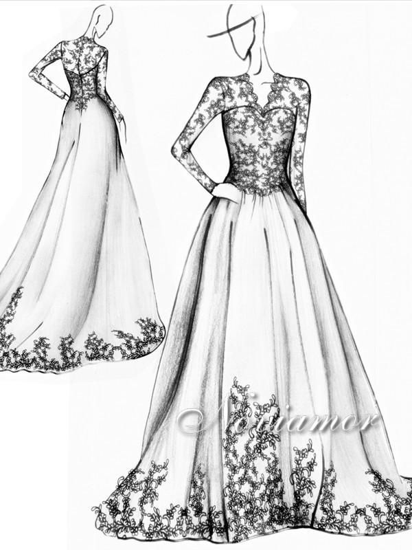 Celine S Wedding Dress