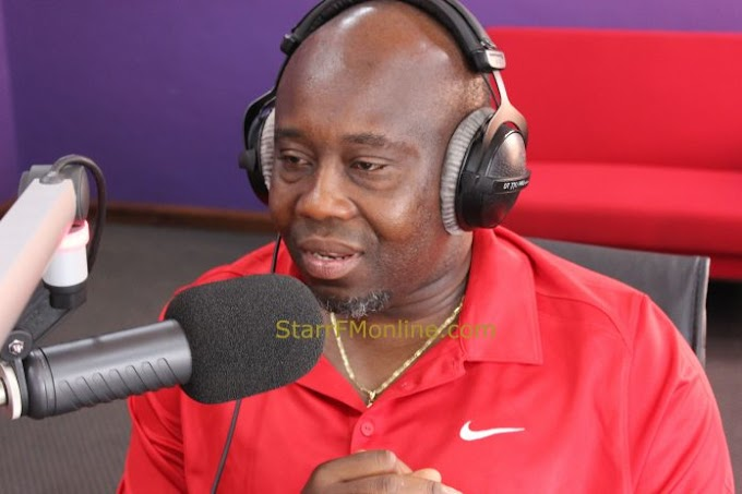 George Andah involved in accident in Central Region
