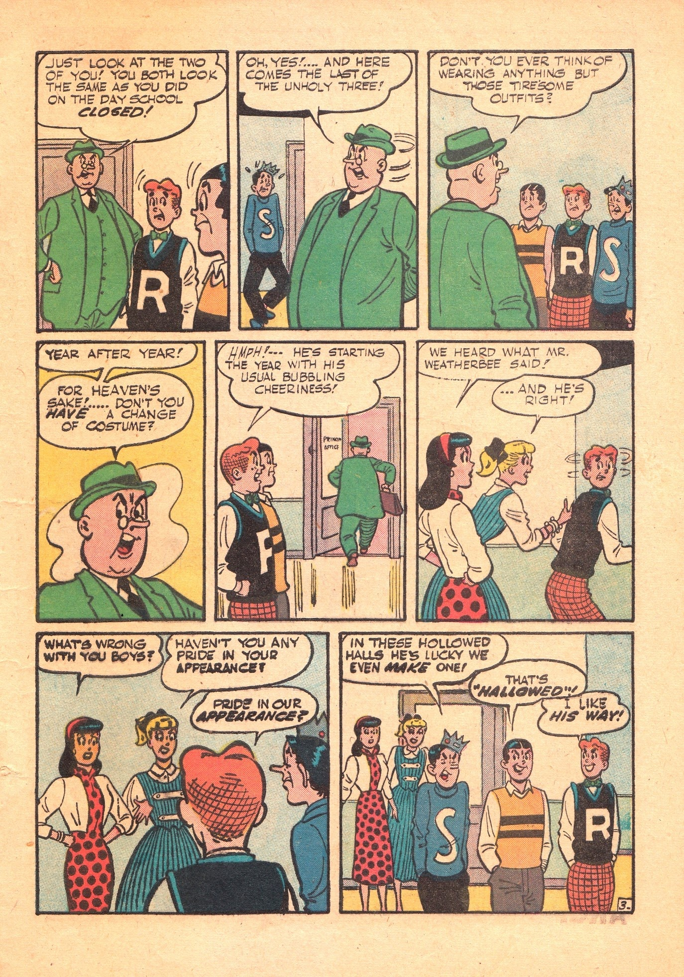 Archie Comics issue 089 - Page 5