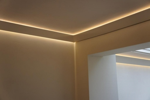 Tray Ceiling With Uplighting Scouting For Chic®