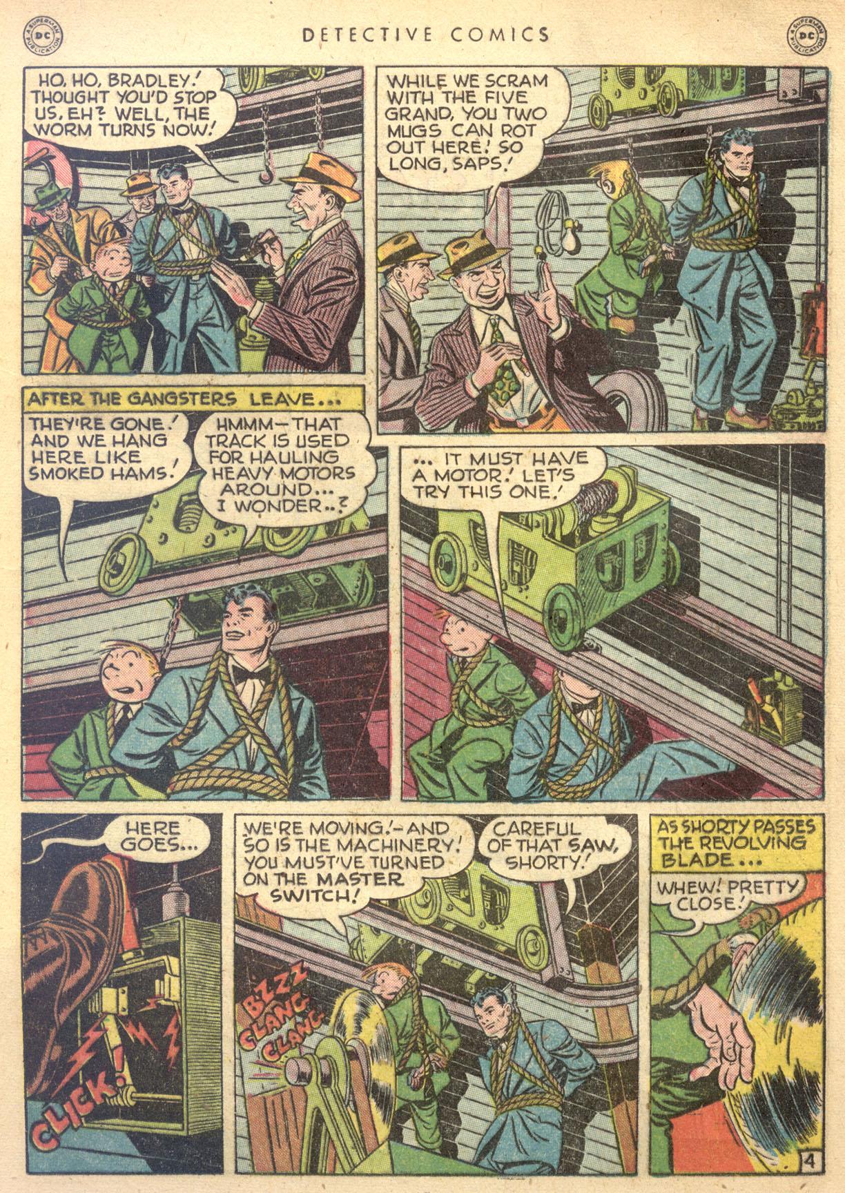 Read online Detective Comics (1937) comic -  Issue #134 - 19