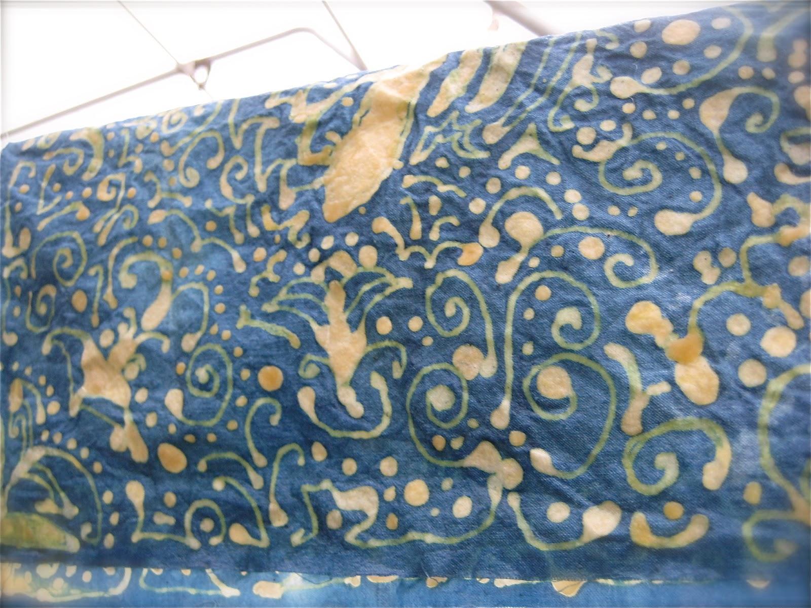 Dishfunctional Designs Beautiful Batik What It Is Amp How