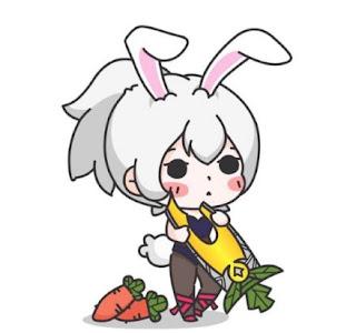 Ảnh Avatar LMHT Riven Chibi Đẹp Cute