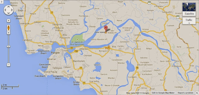 Divar Island Goa India Location Map,Location Map of Divar Island Goa India,Divar Island Goa India accommodation destinations attractions hotels resorts map reviews photos pictures,Divar Island Guest House Retreat,Divar Retreat Island,divar island guest house retreat reviews