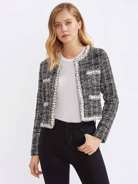 http://it.shein.com/Contrast-Trim-Chain-Detail-Tweed-Blazer-p-387017-cat-1739.html?utm_source=unconventionalsecrets.blogspot.it&utm_medium=blogger&url_from=unconventionalsecrets