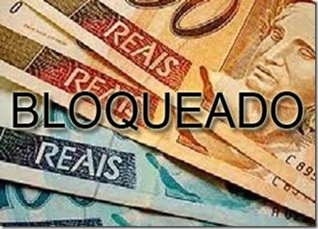 Resultado de imagem para imagens de dinheiro bloqueado pela justiça do maranhão