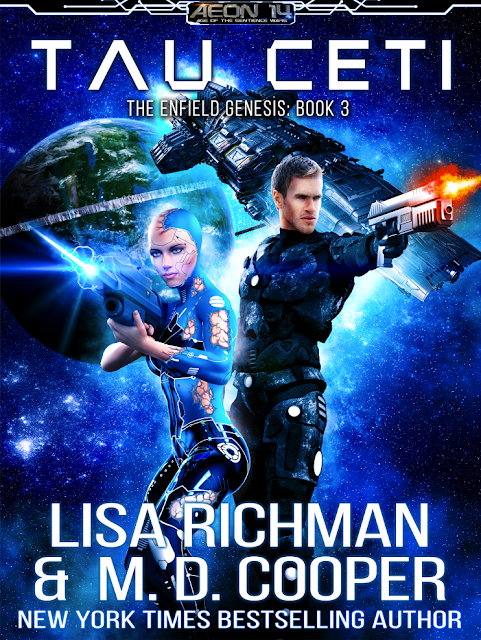 Tau Ceti: Release Day is Here!