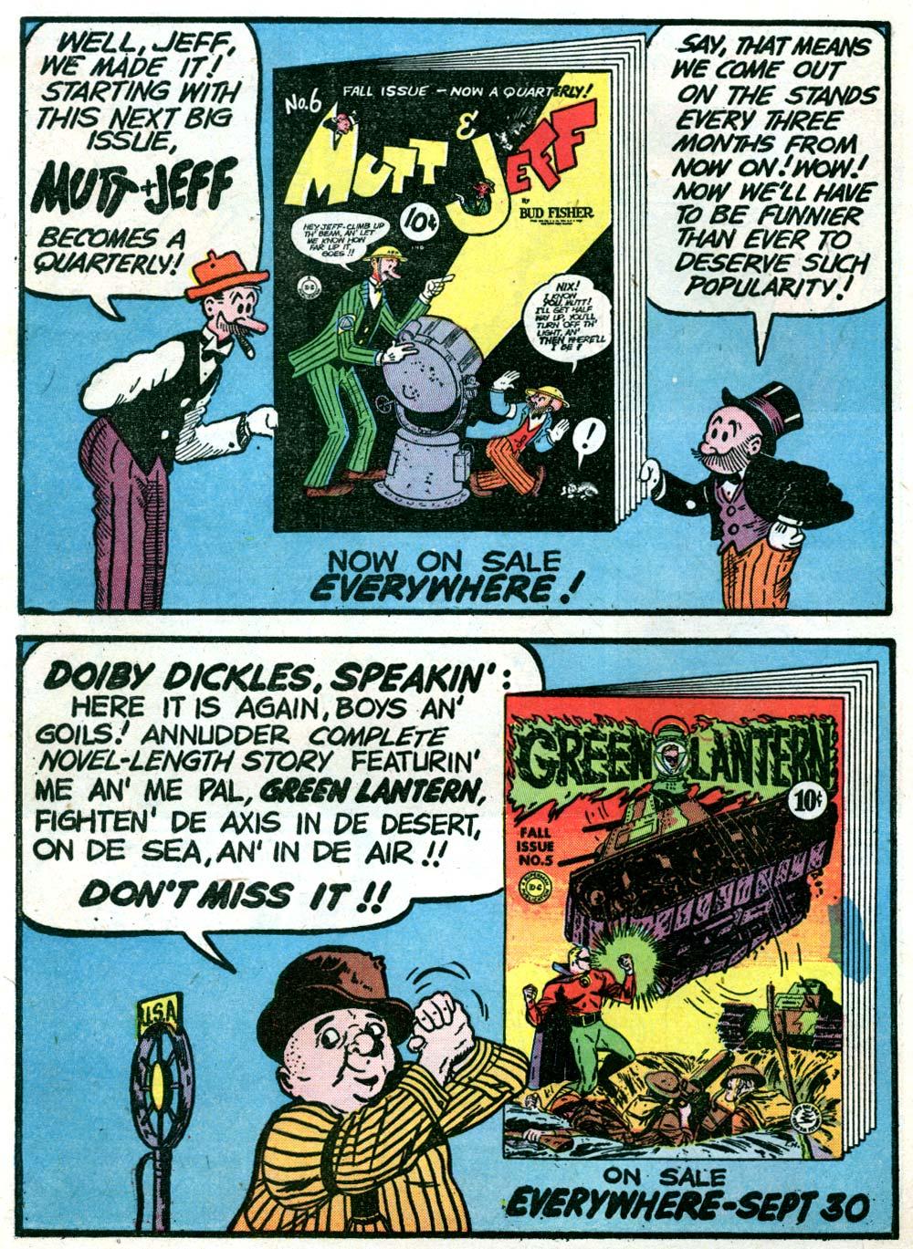 Read online All-American Comics (1939) comic -  Issue #44 - 16