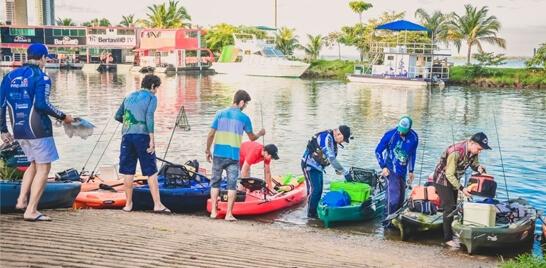 Eventos, Feiras, Campeonatos, Torneios, Nó de Pesca
