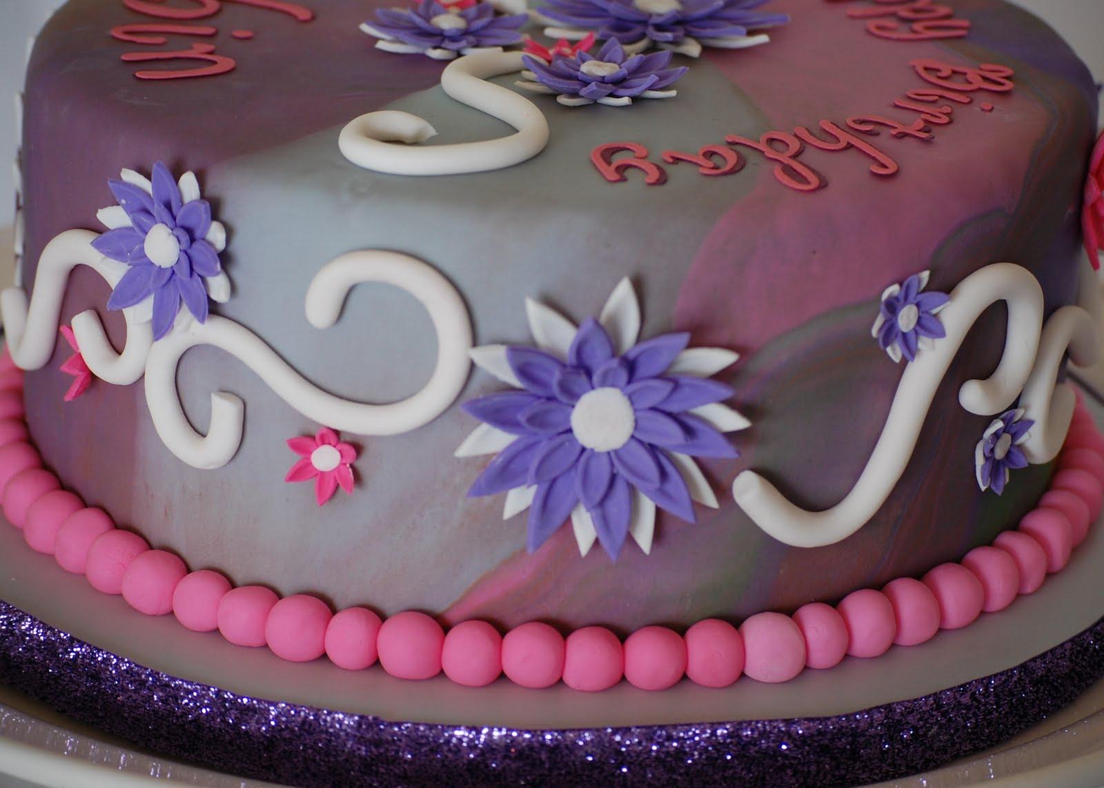 Cakefilley 50th Birthday Cake