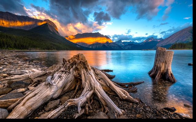 12 Cara dan Tips Terbaik Memotret Landscape