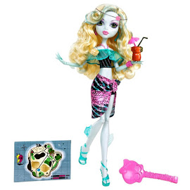 MH Skull Shores Lagoona Blue Doll