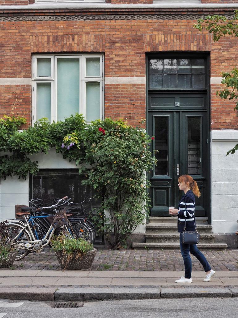 Promenade dans le quartier de Nørrebro à Copenhague