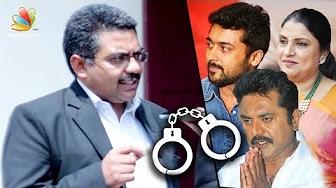 Actors's Advocate Speech on Arrest warrants against Surya, Vivek and others