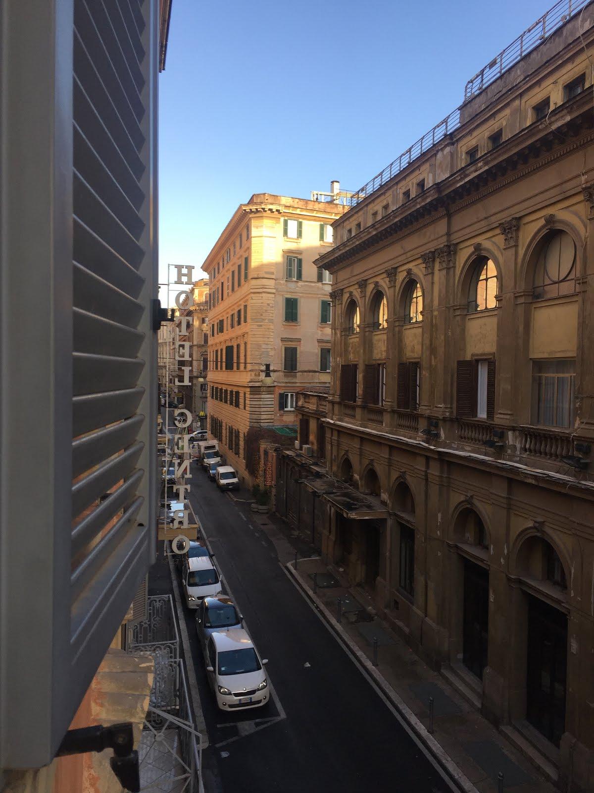 l'hotel opéra roma un endroit stratégique pour se loger à rome