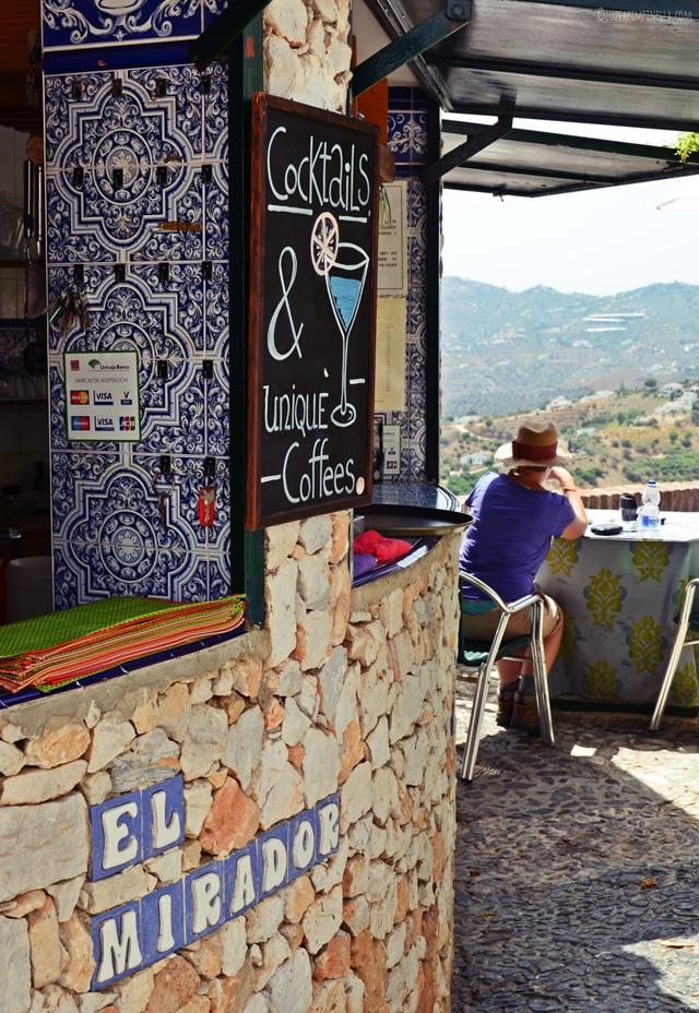 travel | andalusien reise -  das weisse bergdorf FRIGILIANA | EL MIRADOR restaurant mit ausblick | luziapimpinella.com