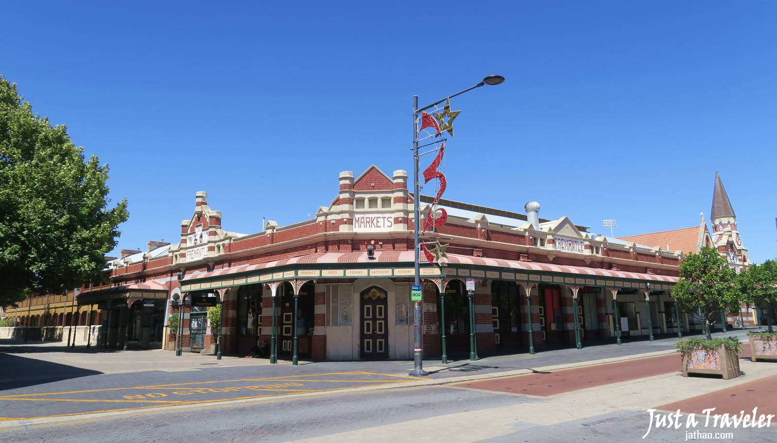 伯斯-推薦-景點-費里曼圖-Fremantle-費利曼圖市場-Fremantle-Market-自由行-交通-必去-必玩-美食-旅遊-行程-一日遊-遊記