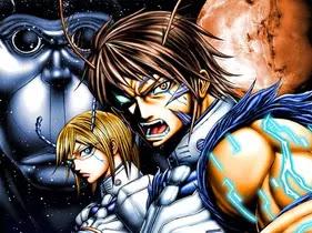 Terra Formars S02 جميع حلقات انمي Terra Formars Revenge مترجمة و مجمعة أونلاين HD تحميل مباشر مترجم ومجمع اون لاين كامل