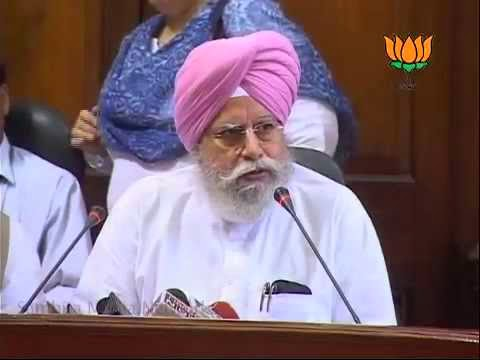 SS Ahluwalia Places Central University Demand for GTA Region in the Parliament