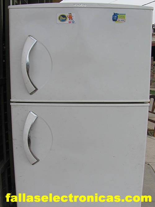 Refrigerador mabe no congela no enfr a for Nevera no enfria