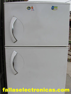 refrigerador mabe con fuga de gas