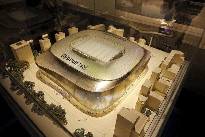 Enko-football: Stadiums: See how Santiago Bernabeu look in ...