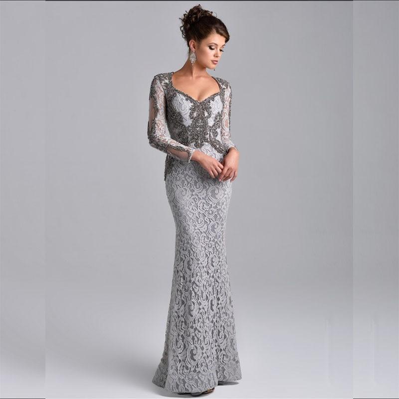 Abendkleider lang gunstig silber – Mode Website Foto Blog 2018