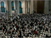 60Ribu Massa HTI Mengalah Tak Mau Ladeni 1500 Banser, Demi Perdamaian Umat