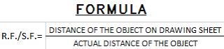 rf-&-sf-scale-formula