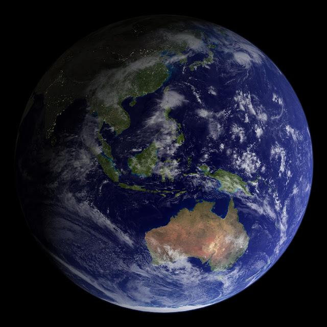 bumi anggota planet di tata surya