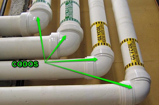 Fpb ies modesto navarro instalaci n y colocaci n de tubos for Tubo corrugado reforzado