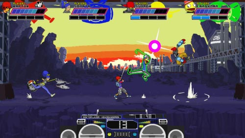 Download Lethal League PC Full Version