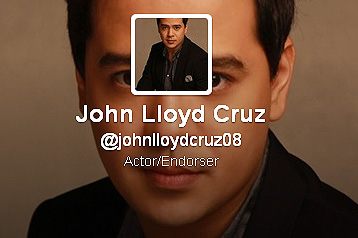 John Lloyd Cruz joins Twitter