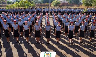 Colégios Militares do Tocantins inscrições abertas