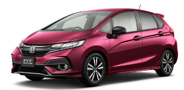 2018 Honda Fit Changes