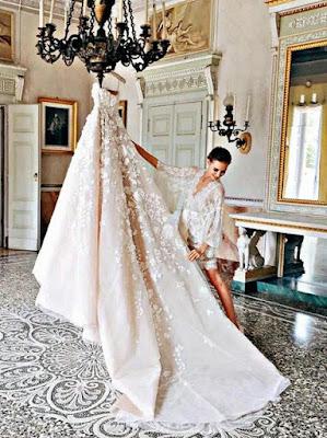 Pruebas del vestido de novia - tips para bodas