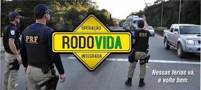 PRF inicia Operação Integrada Rodovida no estado de São Paulo